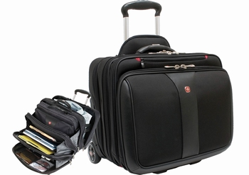 Wenger Notebook Trolley Patriot 17