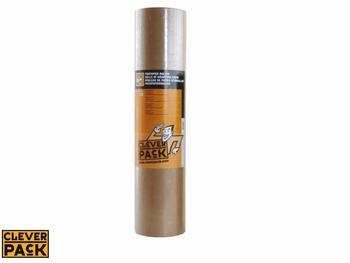 Bruin inpakpapier Cleverpack Kraft 70 grams 70cm x 220m