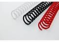 GBC ColorCoil kunststof Spiraal A4  10 mm  (4:1) 100 stuks