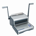 Albyco S-160 inbindmachine voor plastic bindruggen