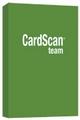CardScan Team Software v9 - 1 gebruiker