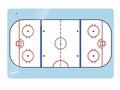ACCENTS Linear whiteboard - IJshockey