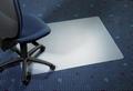 Stoelmat Rillstab 90x120cm voor tapijt