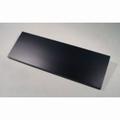 Lateraal legbord BL5 (zwart) voor Metrix kasten