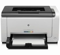 HP kleuren Laserprinter Laserjet Pro CP1025 ( OP = OP )