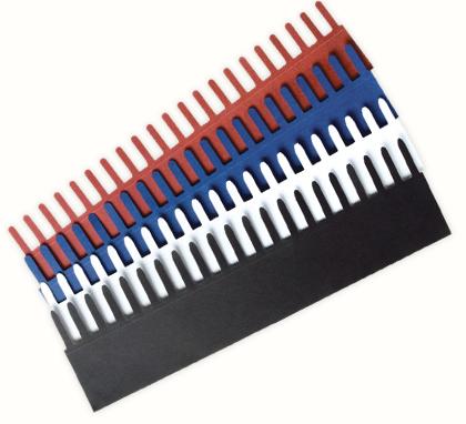 Papercombs Medium voor maximaal 90 vellen 80 grams ( 75 )