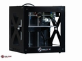 3D printer Builder dual inclusief display Zwart