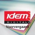 IDEM Digital A4 2-voud WIT / GEEL 250 sets