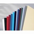 GBC Omslag A5 Lederprint 250 grams Zwart 100 stuks