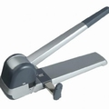 Perforator Leitz 5182 2-gaats 250 vel zilver Heavy Duty