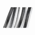GBC / Ibico Metalen Coilbind ring 10mm (5:1) 100 stuks zwart