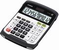Casio WD-320 MT Bureau - rekenmachine zw/zil spatwaterdicht