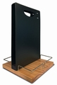 Securit tafelstandaard TABLE CADDY met krijtbord