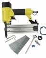 BRUDER MANNESMANN Luchtdruk hamer/ pistool Set in koffer