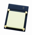 EL Casco M671 LN luxe post-it memoblokhouder Zwart / Gold