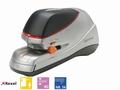 Nietmachine elektrisch Rexel Optima 40 - 40vel zwart/zilver